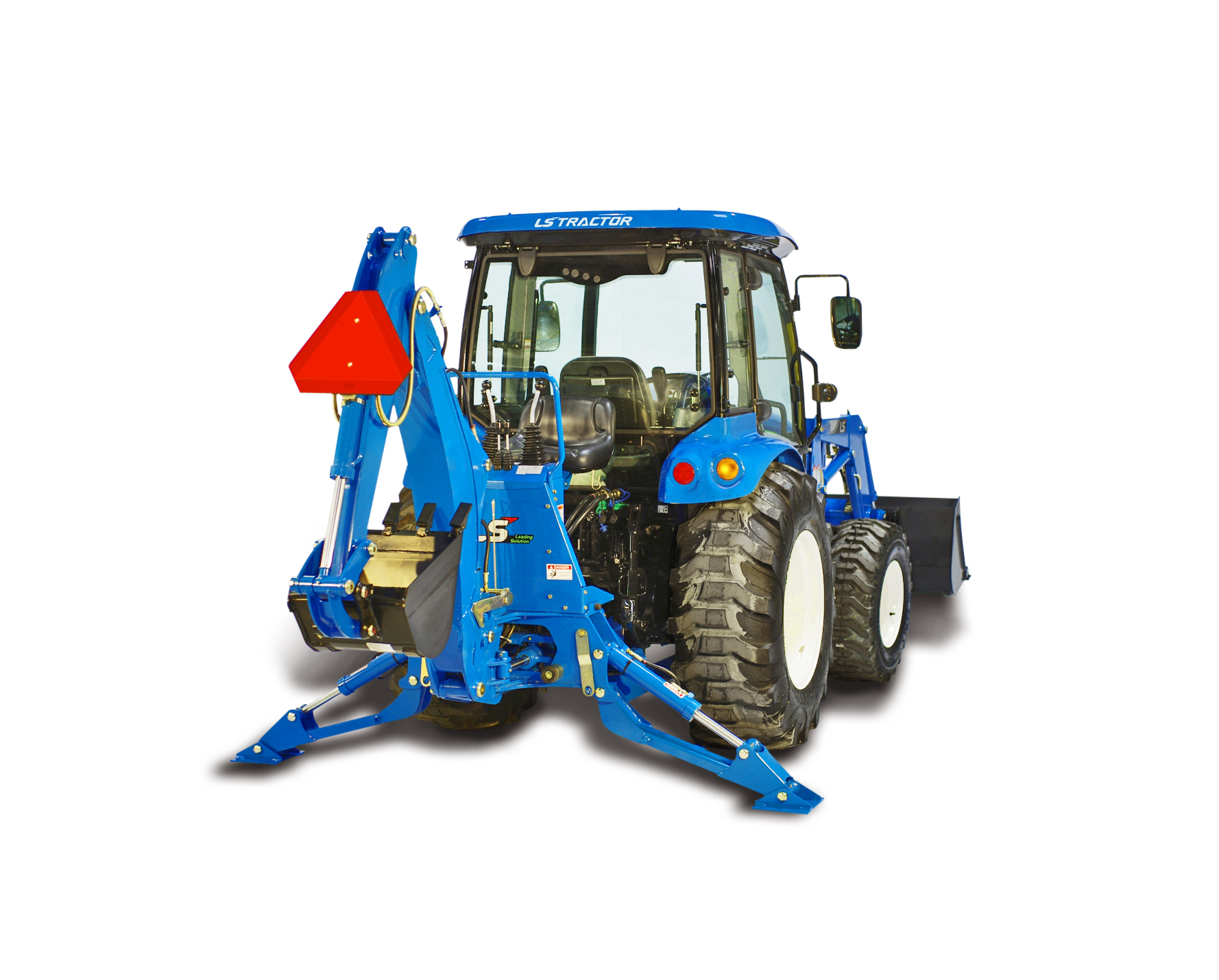 LB1104 Backhoe for XJ2025H Series Tractor