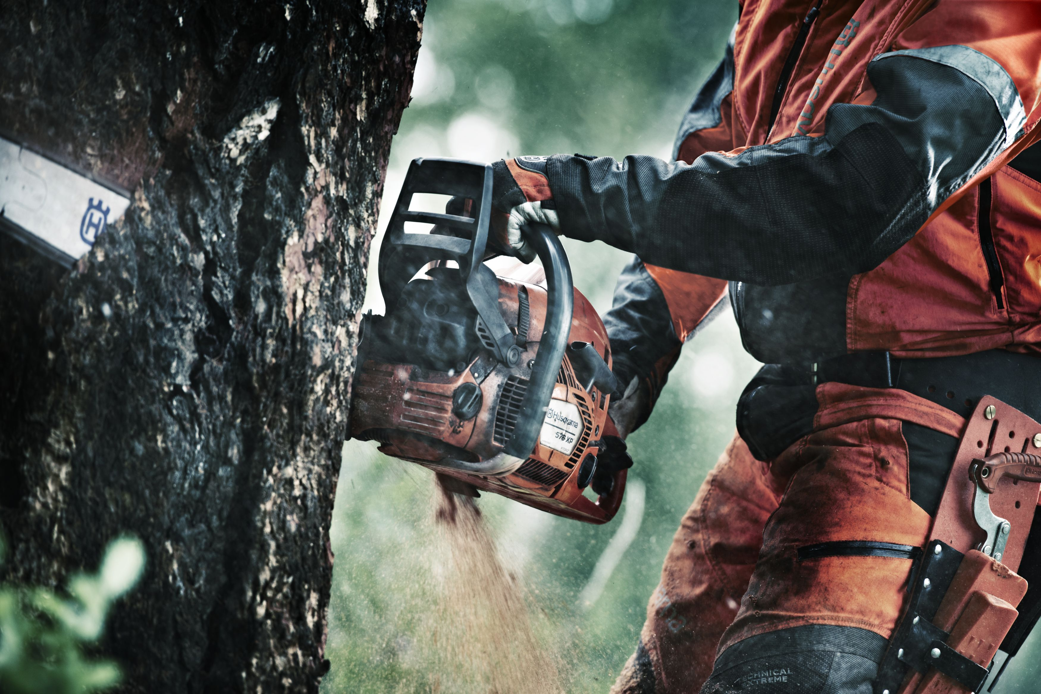 Husqvarna Chainsaws